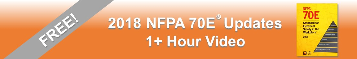NFPA 70E Changes