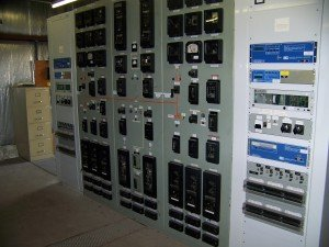 Switchgear with Protective Relays