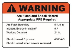 Electrical Safety - Arc Flash & Electrical Power Training | Brainfiller
