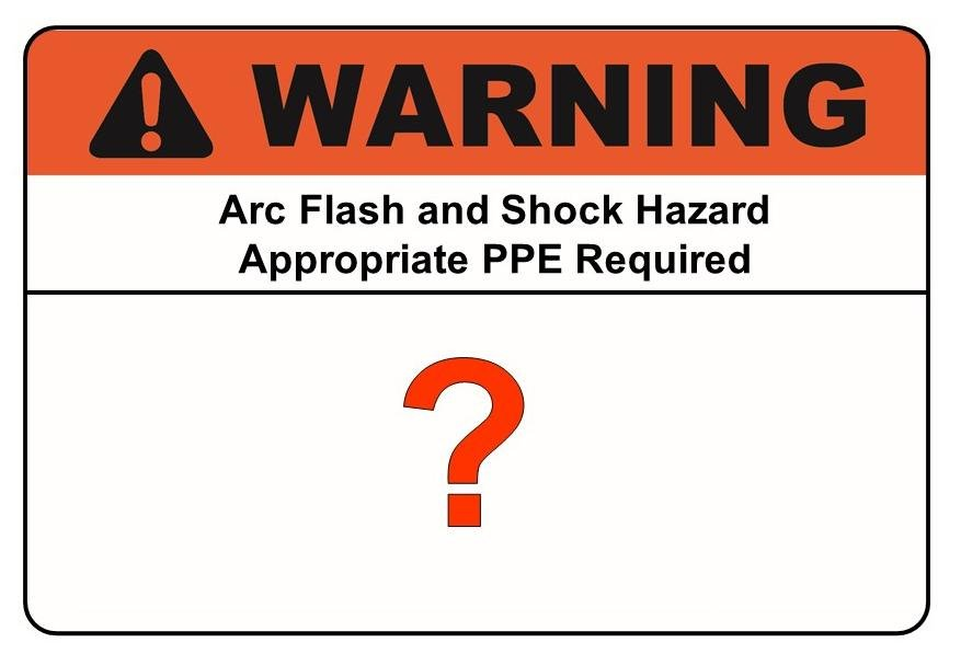 Arc flash and electrical safety for How to read arc flash labels