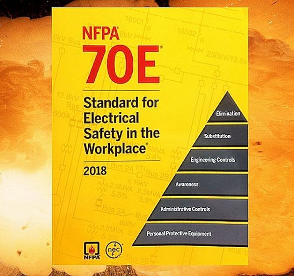 2018 NFPA 70E